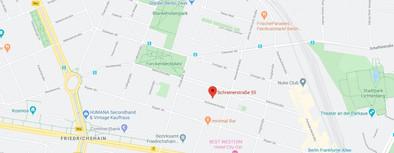 Therapieraum Praxisgemeinschaft - Google