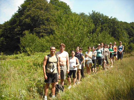 Yoga-Ferien-Seminar in Bulgarien