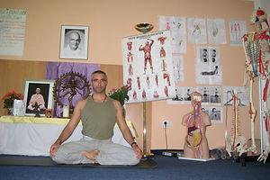 Sev Trayanov Yogalehrer, 2007