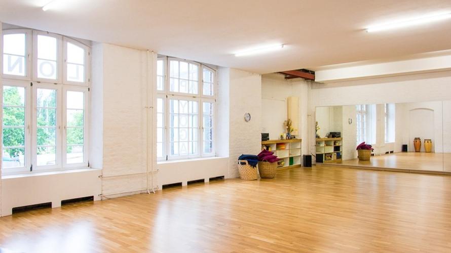 Kursraum PAPILLON Tanz Studios