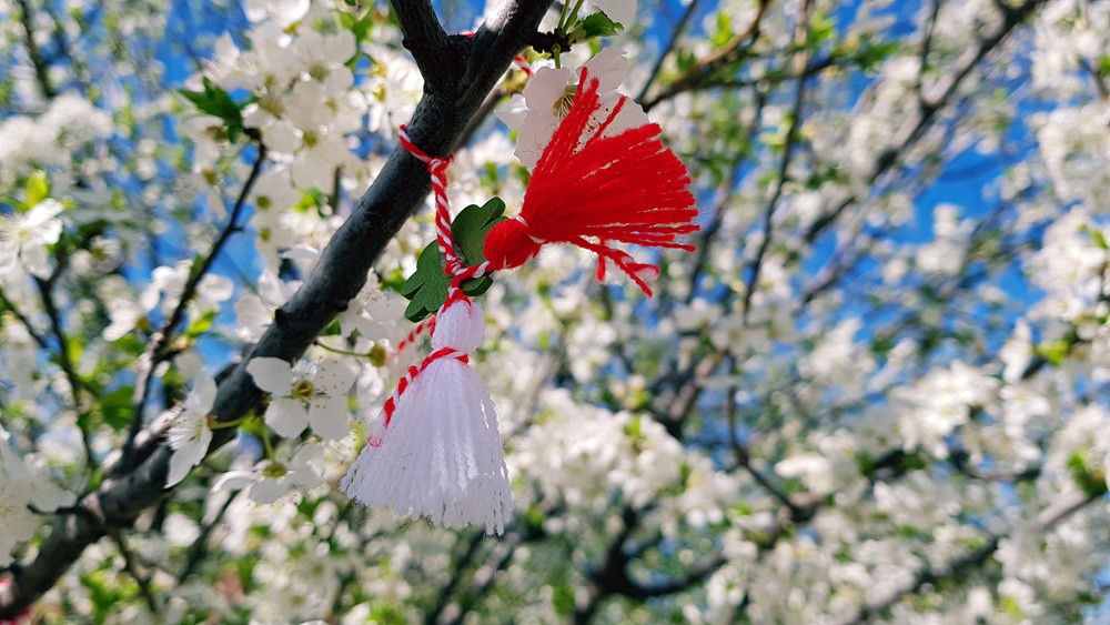 "Marteniza im Frühling - Baba Marta (""Oma März"")"