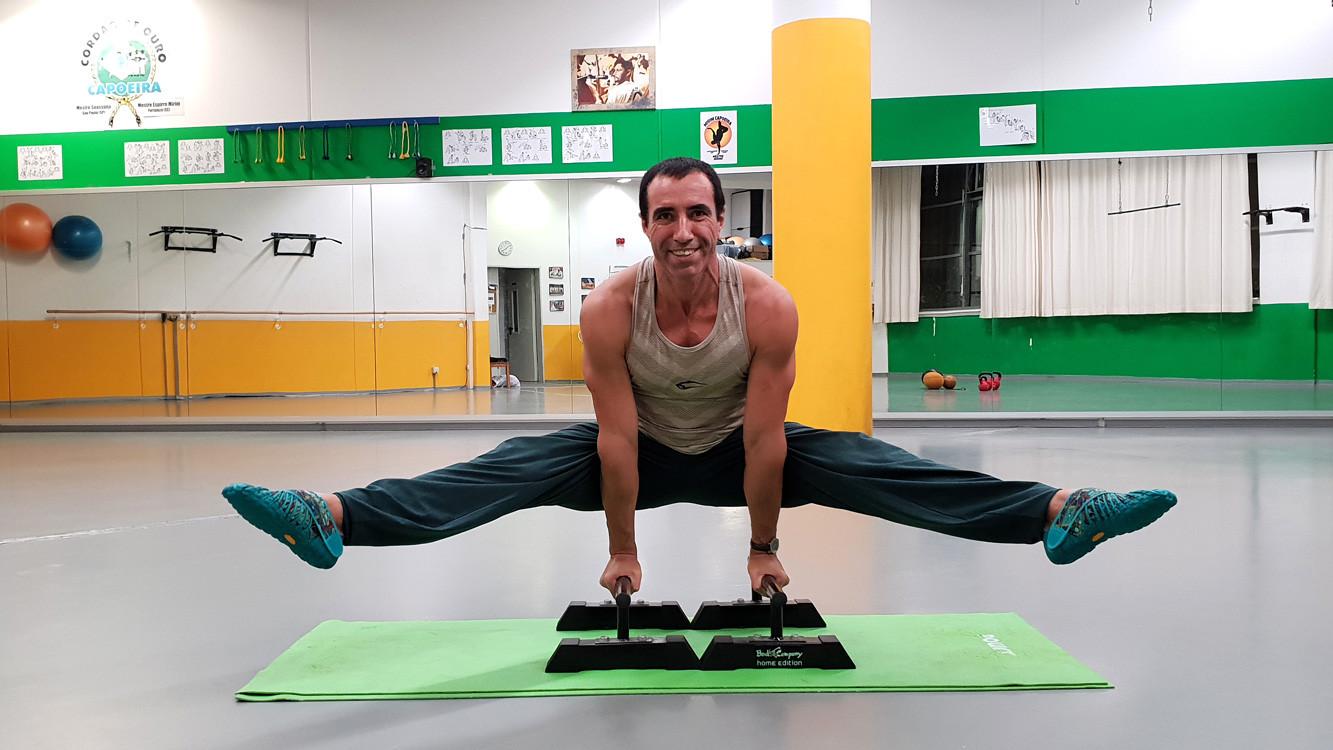 Personal Training mit Sev Trayanov