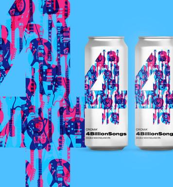 Cervejaria Croma lança duas novas JUICY IPA's
