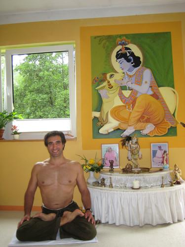 Yogalehrer-Weiterbildung, 2007