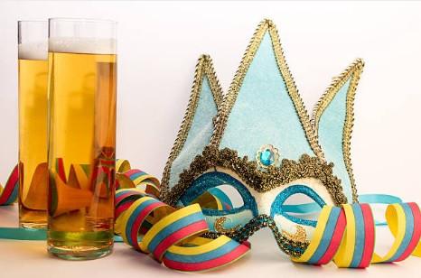Cerveja e Carnaval