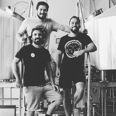 SAUNA é a nova cerveja colaborativa da Croma e Three Monkeys Beer