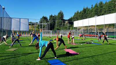 Yoga-Ferien-Seminar in Bulgarien Impressionen