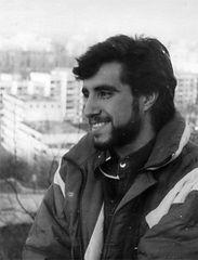 Sev Trayanov in Plowdiw, 1989