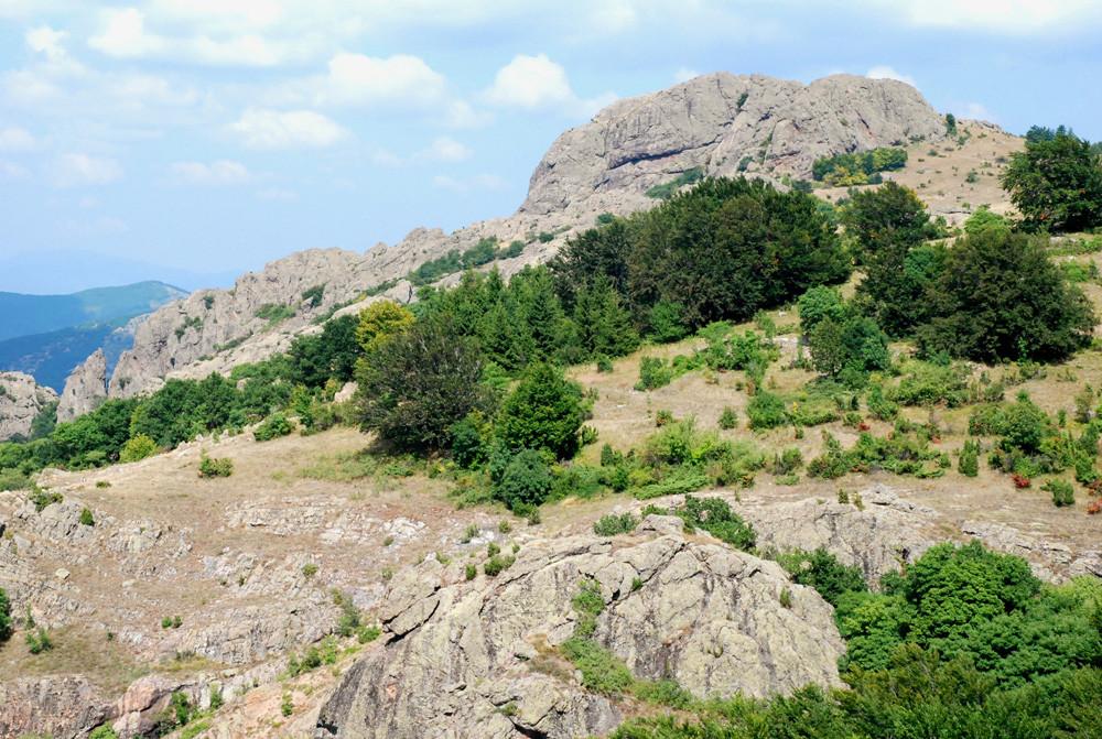 """Impressionen Naturpark """"Blaue Steine"""""""
