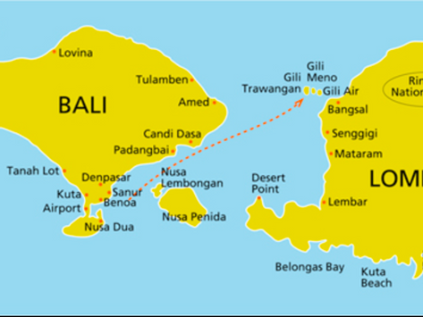 The Gili Islands? Yes, but No
