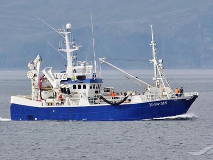 "M/S ""Håkon Jr"" fiskefartøy over 15 meter for salg"