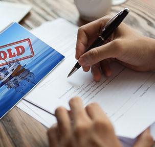 Båt for salg, bistand ved å kjøpe eller