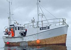 """fiskefartøy under 15 meter til salgs, """"N"""