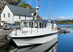 """M/S """"Øya"""", fiskefartøy under 15 meter for salg"""