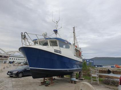 SKARSTEIN. Båt under 15 meter for salg