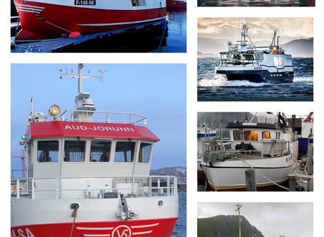 Fiskefartøy under 15 meter til salgs. OSO-Maritim AS.