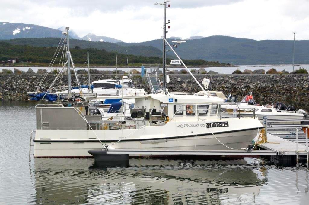 Fiskefartøy under 15 for salg, Mira
