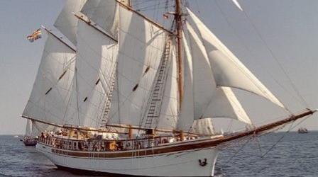 LINDEN, yacht