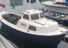 M_S _Nilsen_ , båt til salgs under 15 meter
