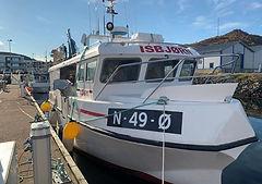 ISBJØRN, båt under 15 meter til salgs.jpg