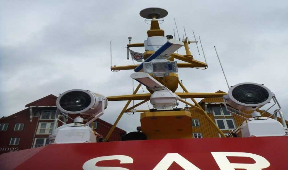 argus service boat
