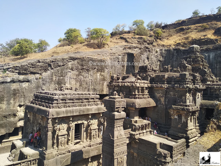 Lost among stones, the beauty of Ajanta & Ellora ...