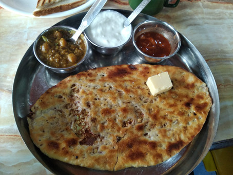 Punjab - The foodie heaven ...