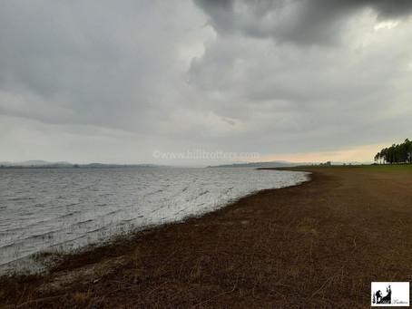 A day at the banks of Kabini Backwaters ...