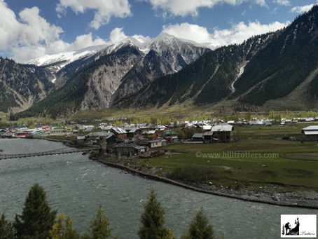 Valley of Dard's - Gurez Valley