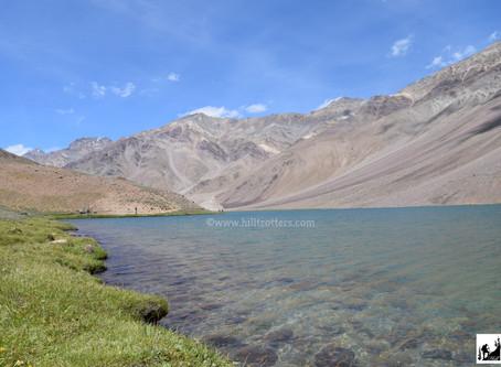The Beauty of Chandratal ...
