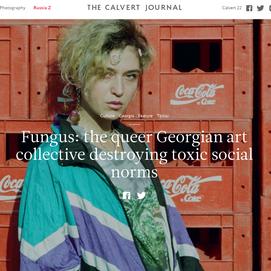 THE CALVERT JOURNAL UK