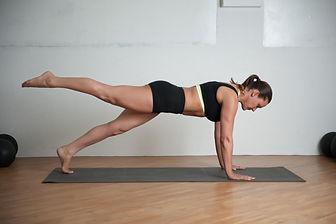 Fitness Yoga Coach