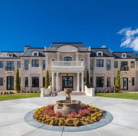 Cherry Hills Mansion