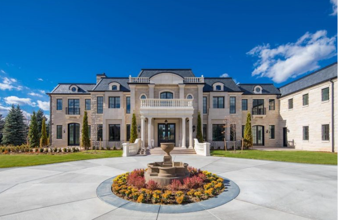 Cherry Hills Mansion