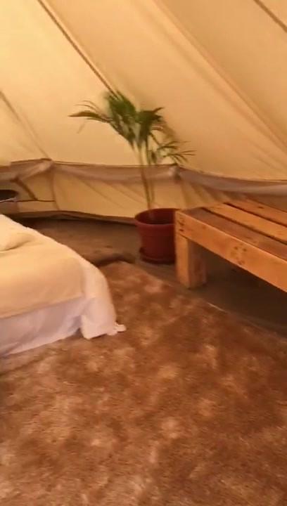 Tenda Casal