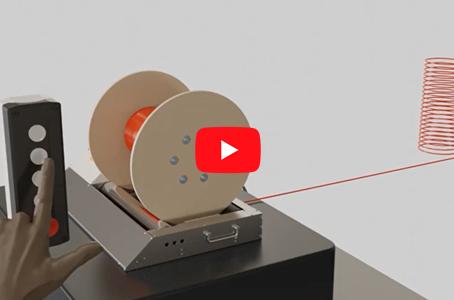 Automatická odvíječka kabelů