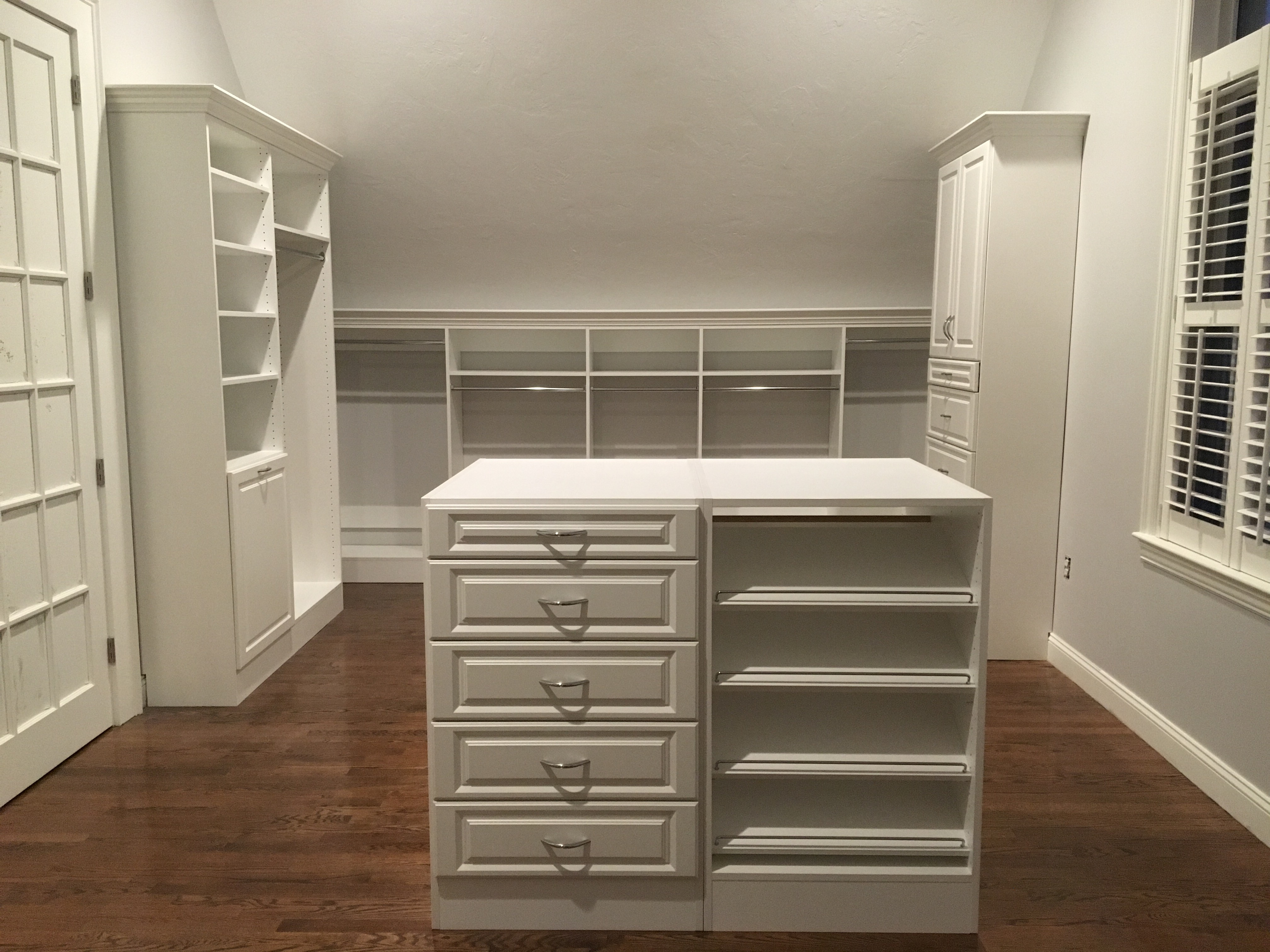 Crown Molding Decorative Fronts