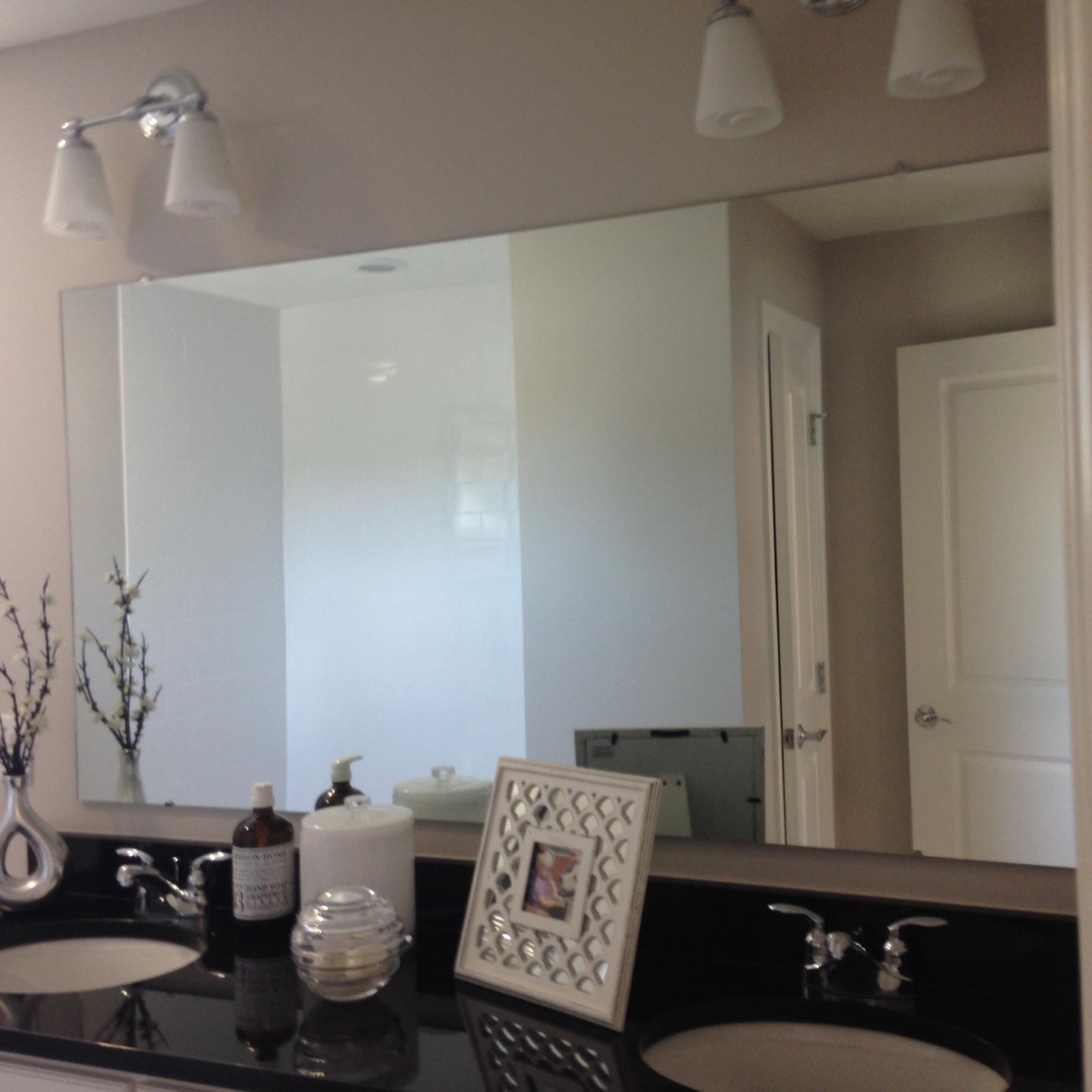 Full Plate Mirror