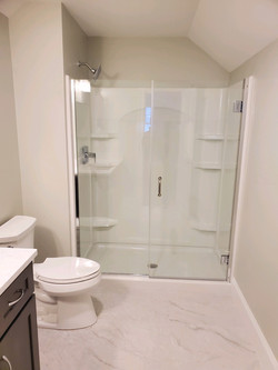Trufit Chrome Shower Stall