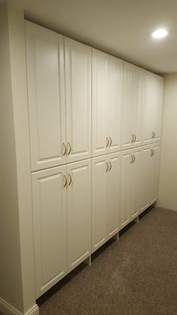 White Classica Cabinets