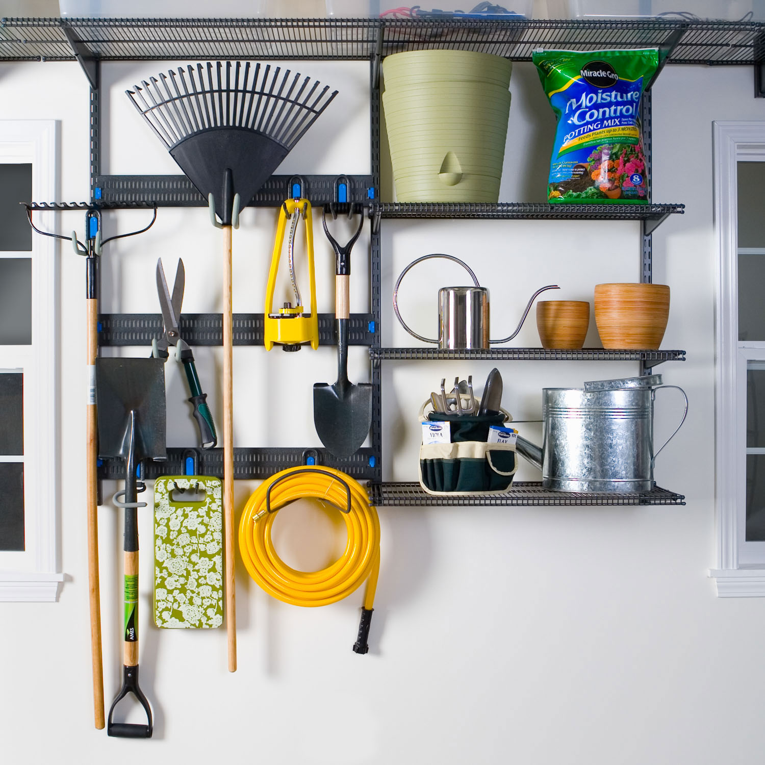 Spanners & Shelves