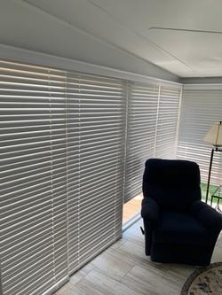 Closed Everwoods in Sunroom