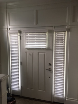 Everwoods on Sidelights & Door