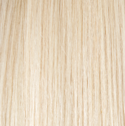 Gracie James Hand-Tied Wefts #613/Natural Blonde