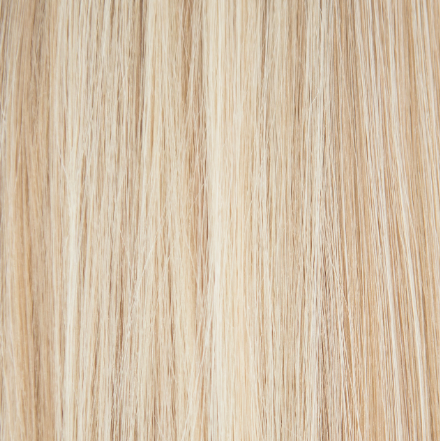 Gracie James Hand-Tied Wefts #18/22 Natural Blond Mixed Tones