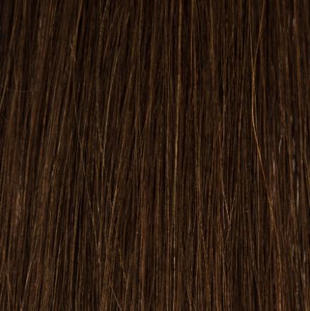 Gracie James Hand-Tied Wefts #2 Dark Chocolate Brown