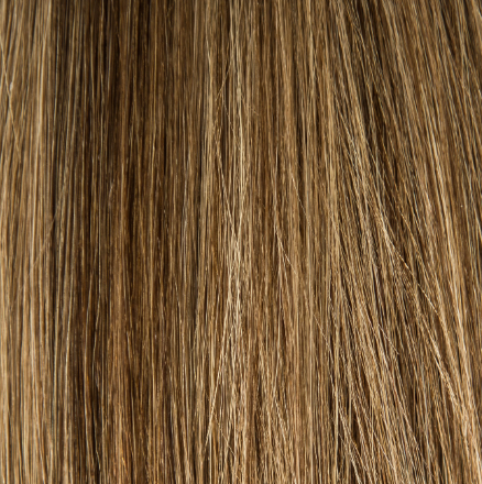 Gracie James Hand-Tied Wefts #4/8 Blonde Mixed with Brown