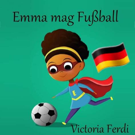 Emma mag Fußball