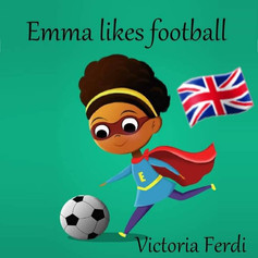 Emma likes football