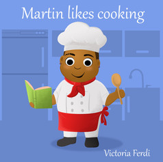 Martin likes cooking